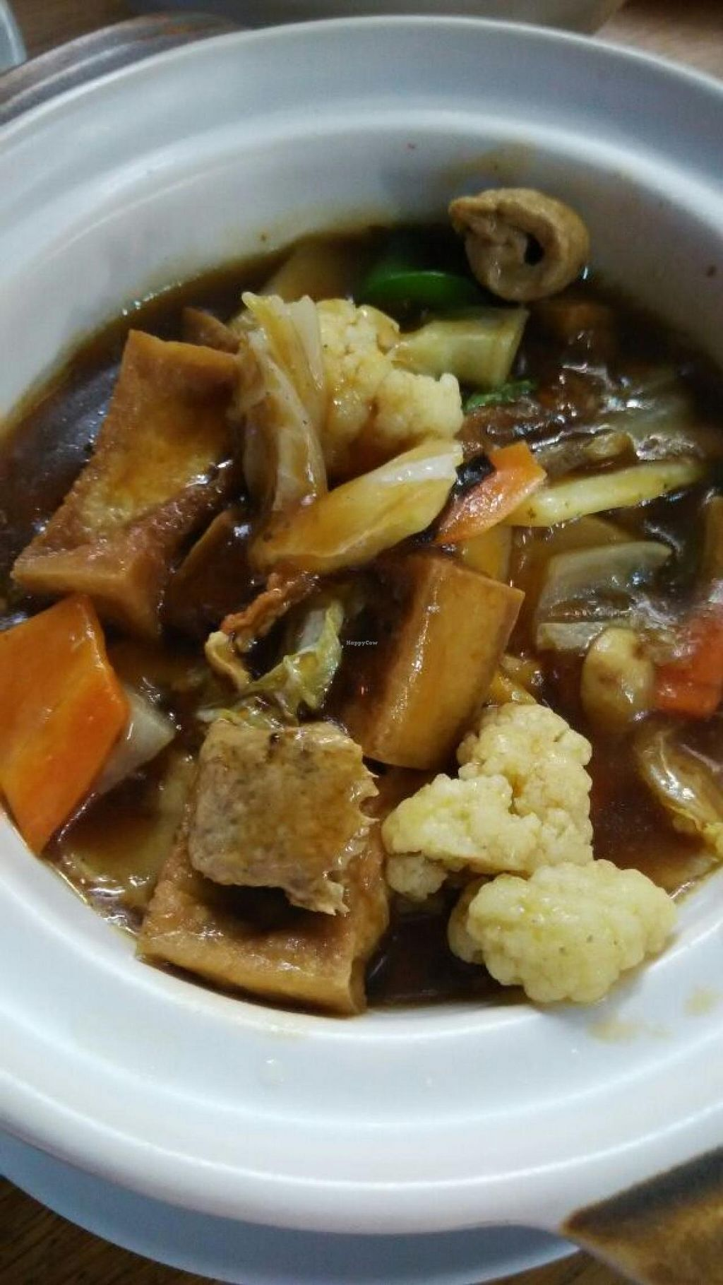 "Photo of Zi Zai Vegetarian - Tampines Ave  by <a href=""/members/profile/JimmySeah"">JimmySeah</a> <br/>claypot bean curd <br/> July 12, 2015  - <a href='/contact/abuse/image/19389/109049'>Report</a>"