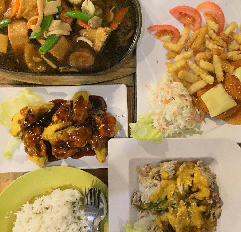 """Photo of Casa Station Vegetarian Restaurant  by <a href=""""/members/profile/PhoebeSpy"""">PhoebeSpy</a> <br/>super nice <br/> May 21, 2016  - <a href='/contact/abuse/image/19461/150163'>Report</a>"""
