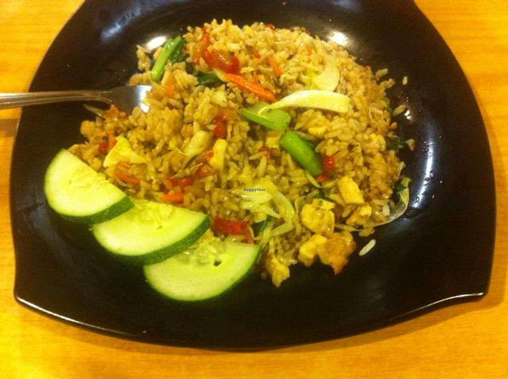 """Photo of Casa Station Vegetarian Restaurant  by <a href=""""/members/profile/kasia"""">kasia</a> <br/>fried rice <br/> July 13, 2014  - <a href='/contact/abuse/image/19461/73947'>Report</a>"""