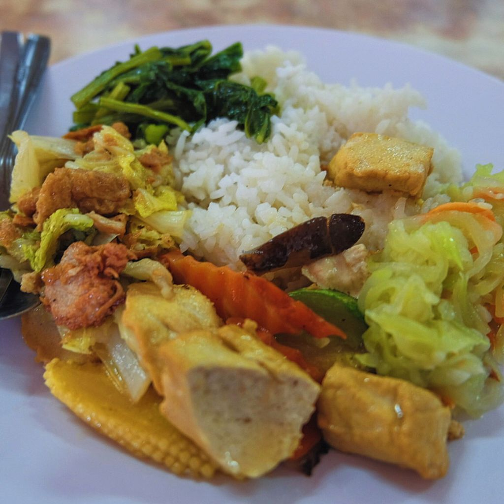 """Photo of Rumah Makan Vegetarian Kabar Gembira  by <a href=""""/members/profile/Shalindra_k"""">Shalindra_k</a> <br/>lunch <br/> June 5, 2016  - <a href='/contact/abuse/image/19463/152403'>Report</a>"""