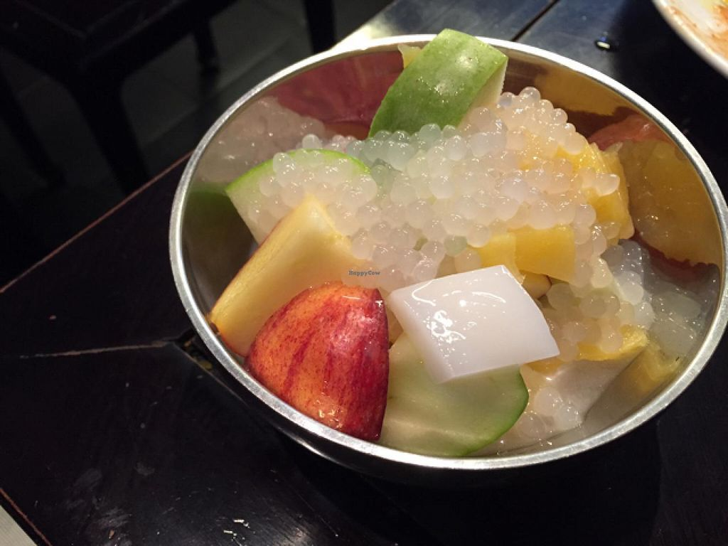 "Photo of Tai Buffet - To-Fu  by <a href=""/members/profile/anderssonfelice"">anderssonfelice</a> <br/>fruits and tapioca in coconut milk <br/> January 28, 2015  - <a href='/contact/abuse/image/19473/91545'>Report</a>"