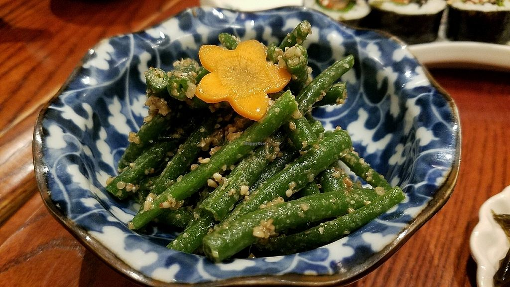 "Photo of Itadakizen  by <a href=""/members/profile/eric"">eric</a> <br/>green beans side dish <br/> October 4, 2017  - <a href='/contact/abuse/image/19523/311674'>Report</a>"
