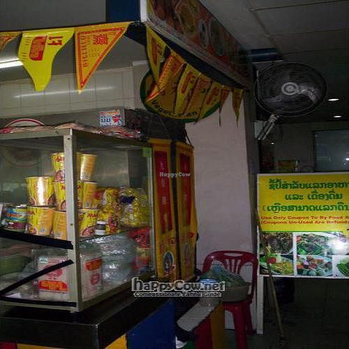 """Photo of CLOSED: YOTA Vegetarian Food  by <a href=""""/members/profile/vegan_simon"""">vegan_simon</a> <br/> February 25, 2009  - <a href='/contact/abuse/image/19524/1490'>Report</a>"""