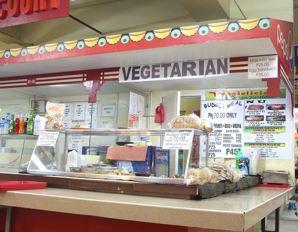 """Photo of Veggielicious - Your Vegetarian Fastfood  by <a href=""""/members/profile/kezia"""">kezia</a> <br/>Veggielicious, This is the stand in the 888 shopping mall to look out for if you visit <br/> January 30, 2015  - <a href='/contact/abuse/image/19531/91699'>Report</a>"""