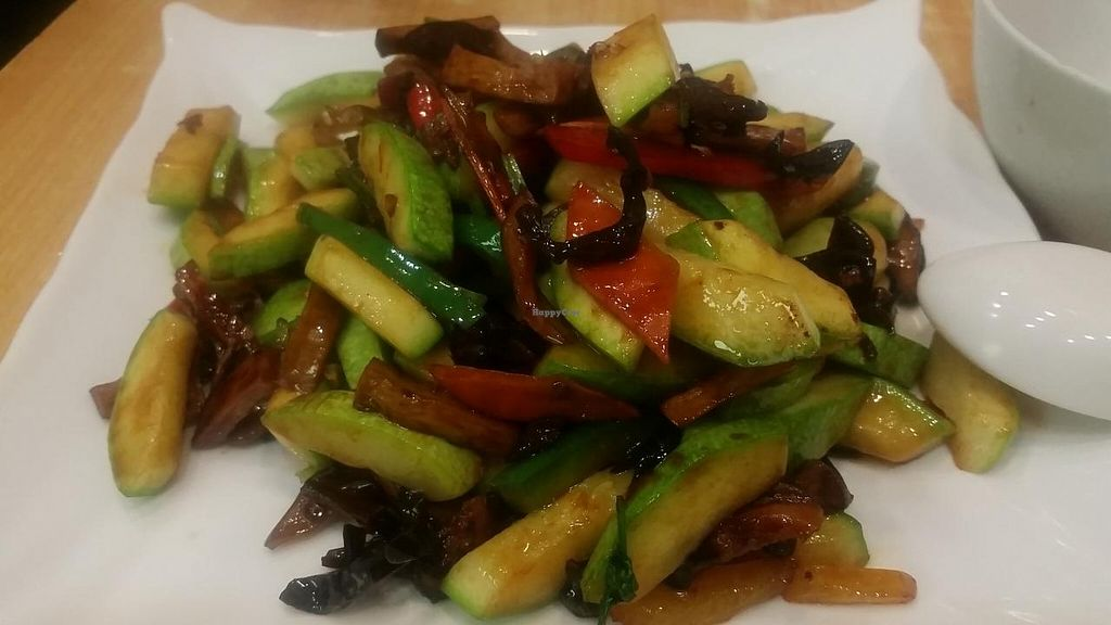 """Photo of Kan Kee Vegetarian Food  by <a href=""""/members/profile/kenvegan"""">kenvegan</a> <br/>Mixed veggies <br/> February 13, 2015  - <a href='/contact/abuse/image/19569/92931'>Report</a>"""