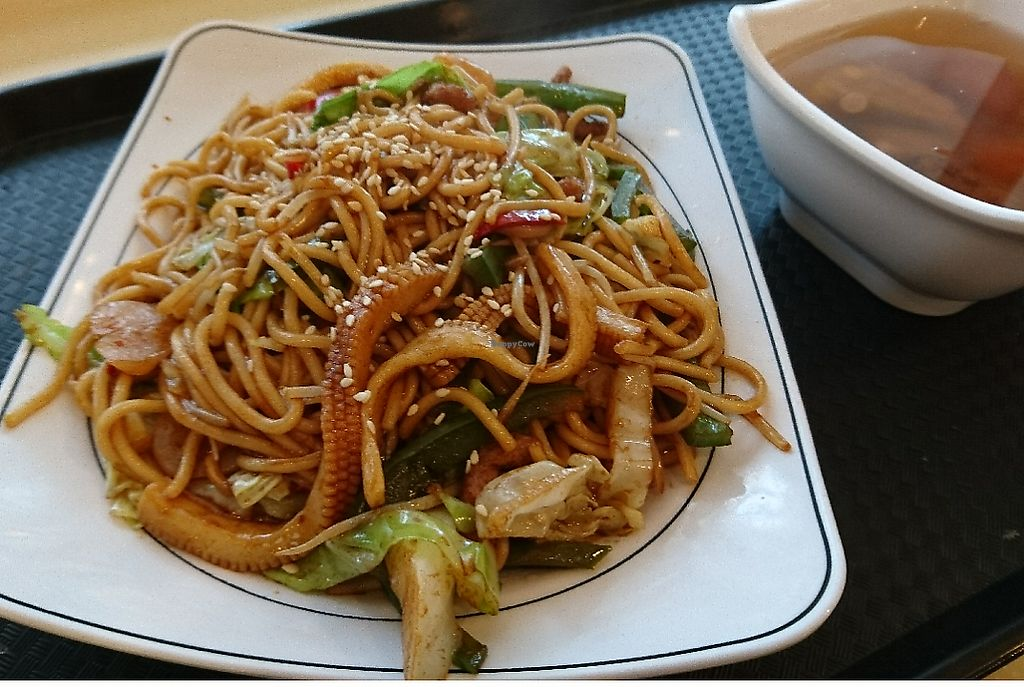 """Photo of Loving Hut - Wan Chai  by <a href=""""/members/profile/V-for-Vegan"""">V-for-Vegan</a> <br/>  <br/> March 26, 2018  - <a href='/contact/abuse/image/19570/376363'>Report</a>"""