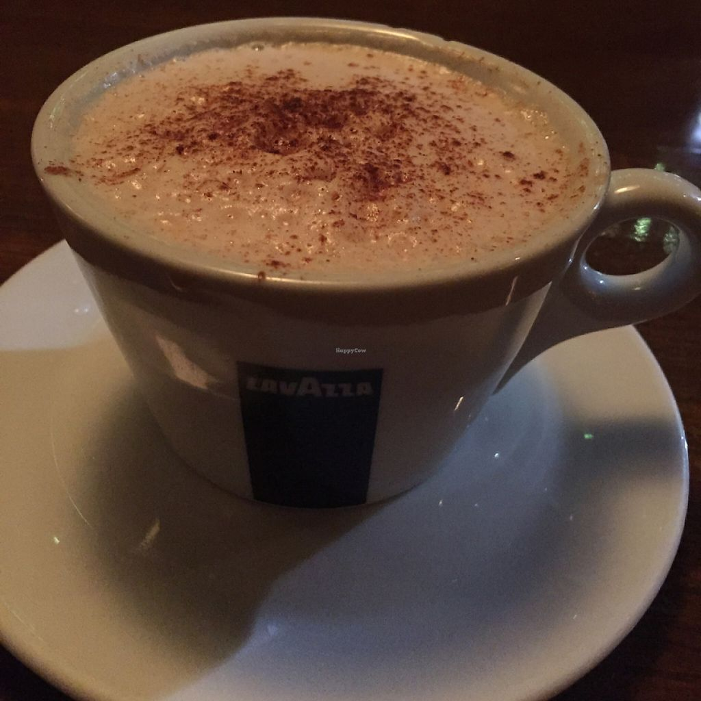 """Photo of Blind Faith Cafe  by <a href=""""/members/profile/Drhannahj"""">Drhannahj</a> <br/>chai latte  <br/> May 28, 2017  - <a href='/contact/abuse/image/1959/263504'>Report</a>"""