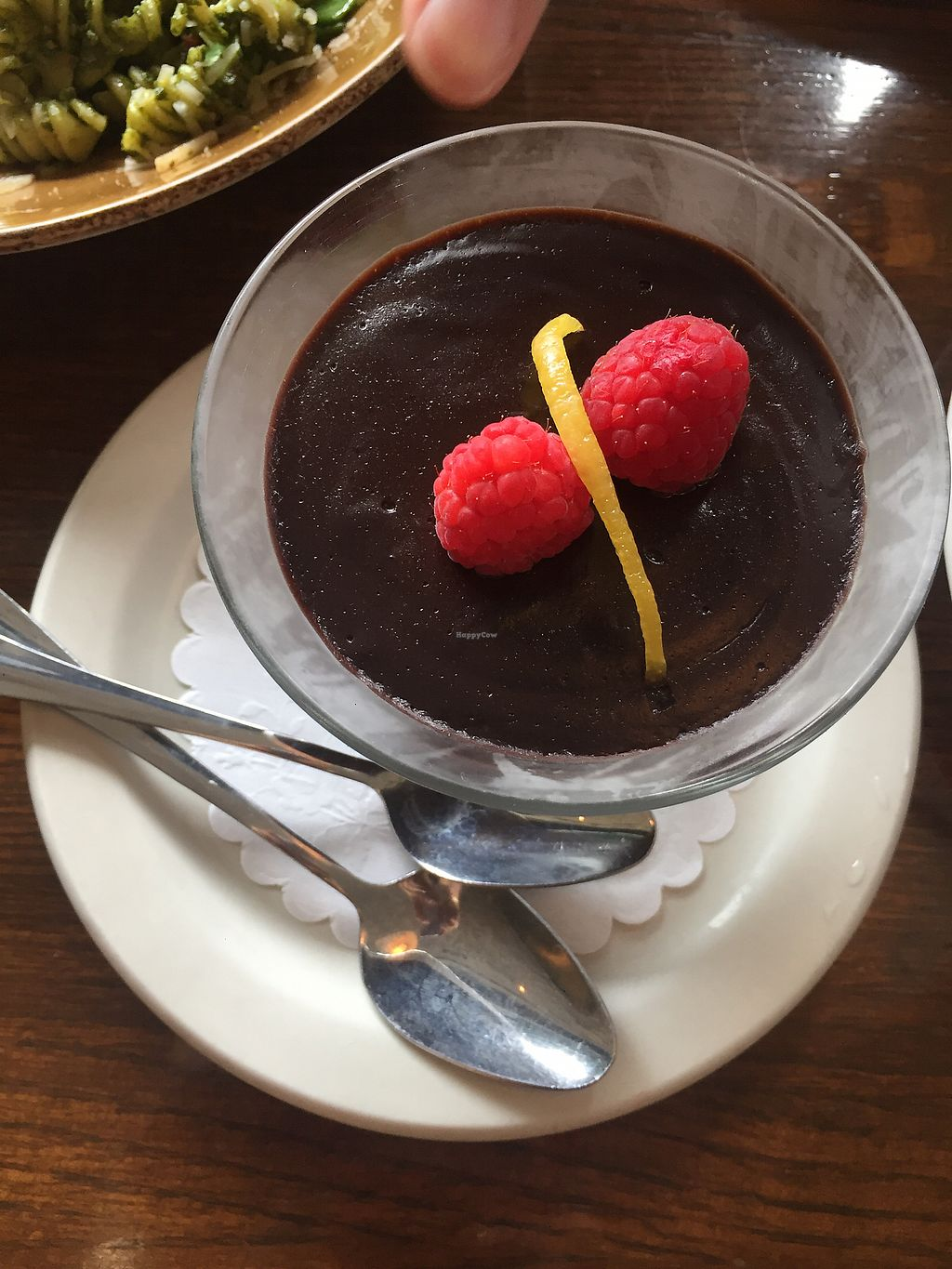 """Photo of Blind Faith Cafe  by <a href=""""/members/profile/Vitaliya"""">Vitaliya</a> <br/>Belgian Chocolate Pudding.... sooo good!!! <br/> July 3, 2017  - <a href='/contact/abuse/image/1959/276201'>Report</a>"""