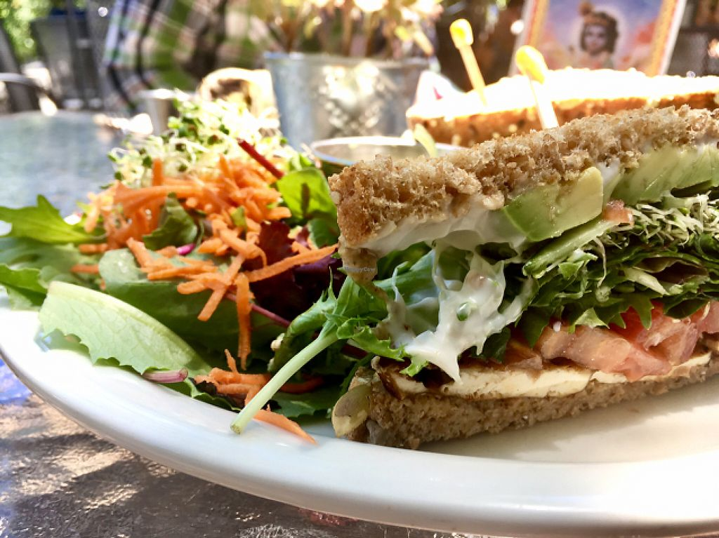 """Photo of Bliss Cafe  by <a href=""""/members/profile/milos99"""">milos99</a> <br/>sunshine sandwich <br/> May 20, 2017  - <a href='/contact/abuse/image/19617/260664'>Report</a>"""