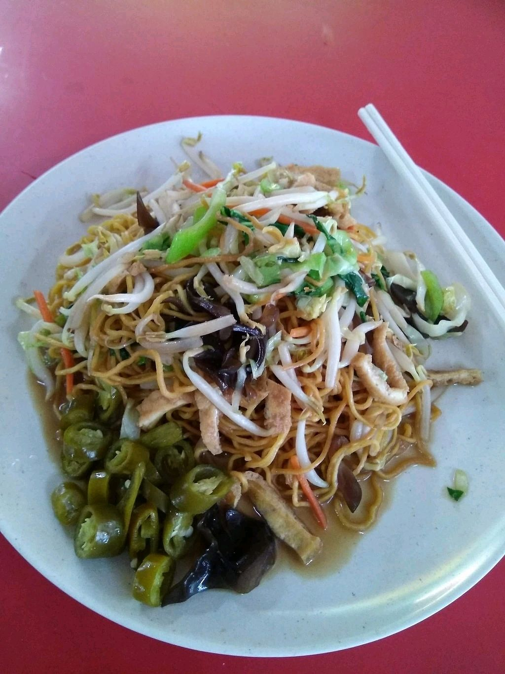 "Photo of Travelers Palm Vegetarian  by <a href=""/members/profile/AdelOng"">AdelOng</a> <br/>Delicious Hongkong Mee  <br/> April 10, 2018  - <a href='/contact/abuse/image/19651/383137'>Report</a>"