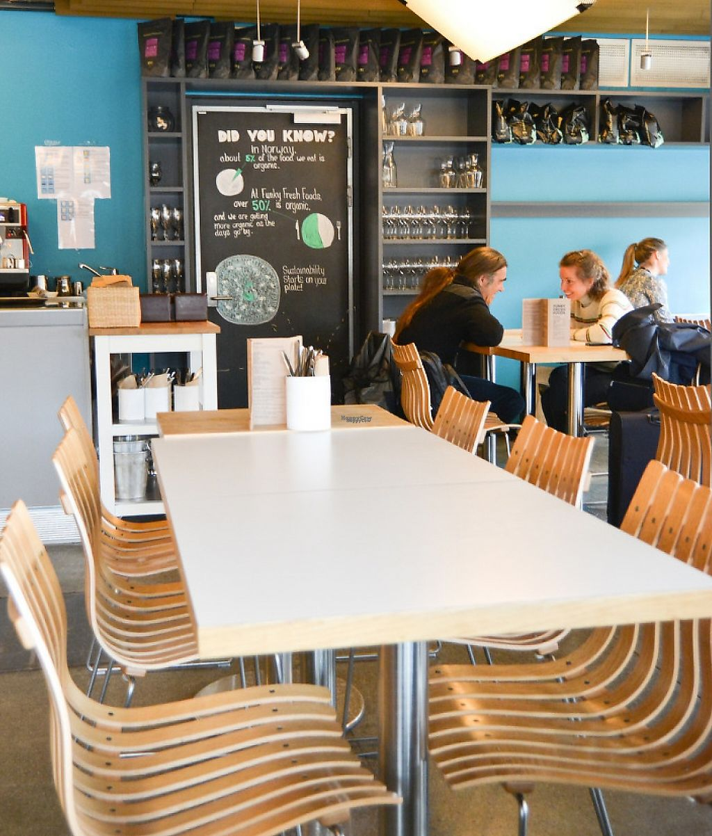 """Photo of Funky Fresh Cafe  by <a href=""""/members/profile/Nais23"""">Nais23</a> <br/>The café <br/> March 19, 2017  - <a href='/contact/abuse/image/19711/240519'>Report</a>"""