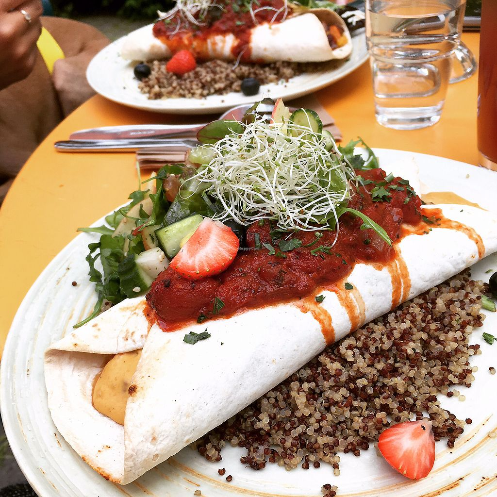"""Photo of Funky Fresh Cafe  by <a href=""""/members/profile/Halat"""">Halat</a> <br/>Food of the day <br/> November 6, 2017  - <a href='/contact/abuse/image/19711/322412'>Report</a>"""