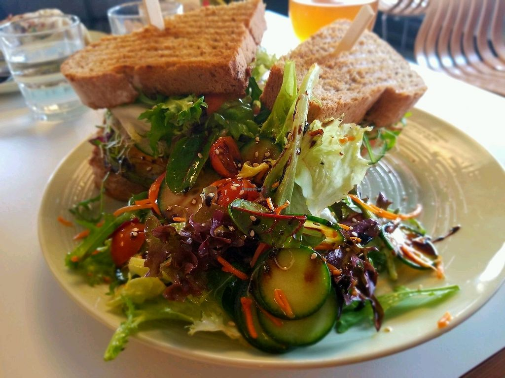 """Photo of Funky Fresh Cafe  by <a href=""""/members/profile/tobby54"""">tobby54</a> <br/>Avocado Sandwich <br/> March 15, 2018  - <a href='/contact/abuse/image/19711/371085'>Report</a>"""