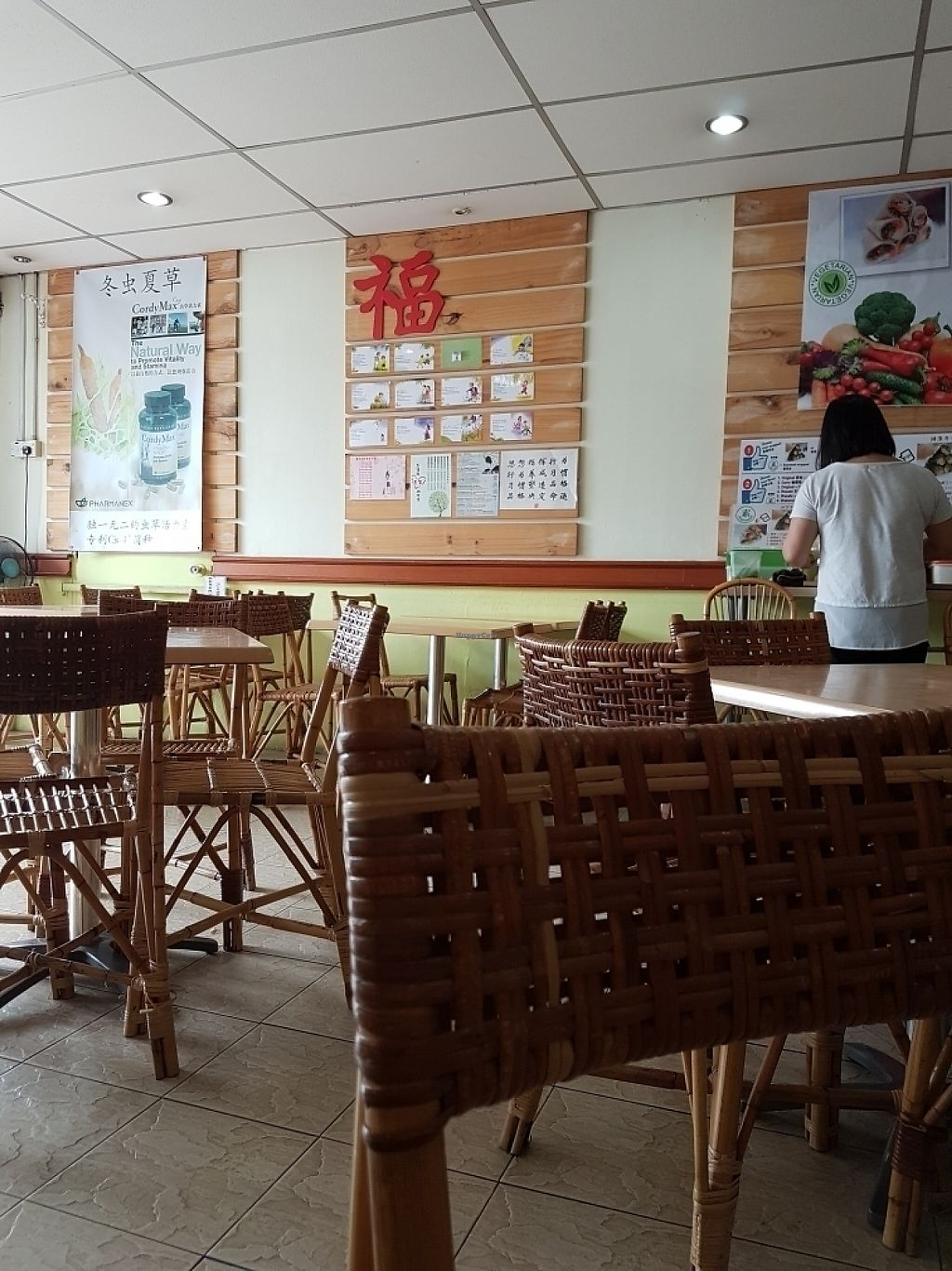 """Photo of Jing Si Vegetarian  by <a href=""""/members/profile/Raycklim01%40gmail.com"""">Raycklim01@gmail.com</a> <br/>speciality - sushi Popiah  <br/> May 9, 2017  - <a href='/contact/abuse/image/19728/257307'>Report</a>"""