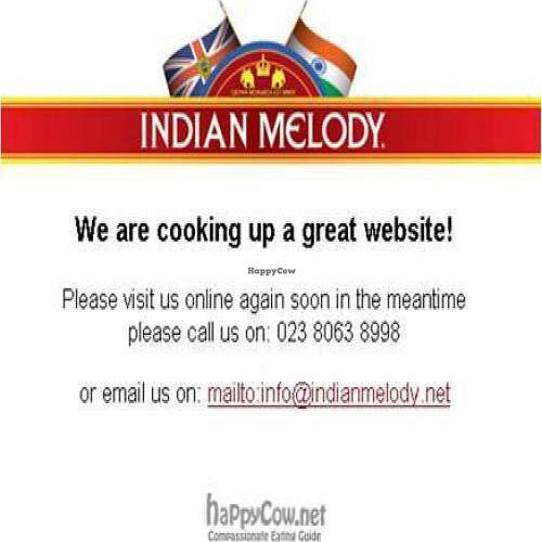 "Photo of Indian Melody  by <a href=""/members/profile/Petrina"">Petrina</a> <br/>Indian Melody soon to open in Southampton <br/> April 13, 2010  - <a href='/contact/abuse/image/19744/4266'>Report</a>"