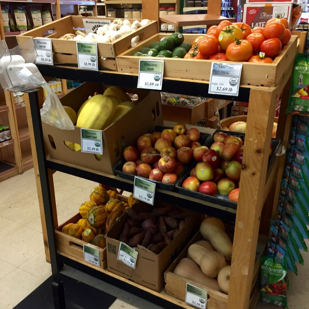 """Photo of Nature's Market  by <a href=""""/members/profile/clovely.vegan"""">clovely.vegan</a> <br/>Produce <br/> November 2, 2015  - <a href='/contact/abuse/image/19746/123513'>Report</a>"""