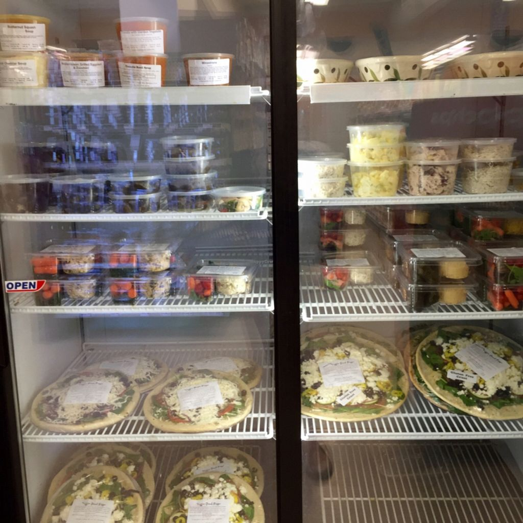 """Photo of Nature's Market  by <a href=""""/members/profile/clovely.vegan"""">clovely.vegan</a> <br/>Prepared food from the cafe.  <br/> November 2, 2015  - <a href='/contact/abuse/image/19746/123524'>Report</a>"""