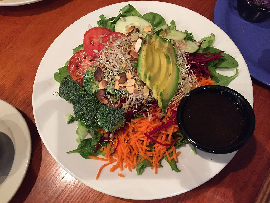"""Photo of The Wild Cow  by <a href=""""/members/profile/aWiiPeanut"""">aWiiPeanut</a> <br/>market salad <br/> August 11, 2017  - <a href='/contact/abuse/image/19759/291419'>Report</a>"""