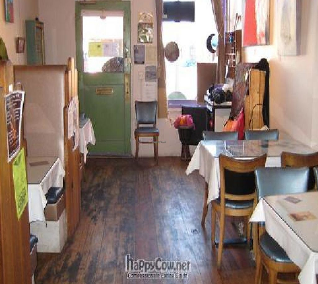 """Photo of Morning Glory Cafe  by <a href=""""/members/profile/Julie%20R"""">Julie R</a> <br/>The inside of Morning Glory; they also sell local artists' work <br/> May 18, 2011  - <a href='/contact/abuse/image/19776/190292'>Report</a>"""