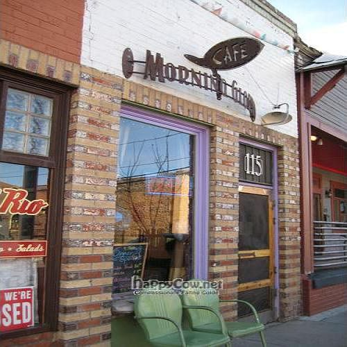 """Photo of Morning Glory Cafe  by <a href=""""/members/profile/Julie%20R"""">Julie R</a> <br/>Cool place in downtown Flagstaff, AZ <br/> May 18, 2011  - <a href='/contact/abuse/image/19776/8691'>Report</a>"""