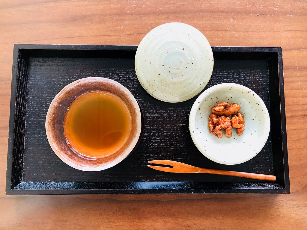 """Photo of Balwoo Gongyang - 발우공양  by <a href=""""/members/profile/BCsin"""">BCsin</a> <br/>Dessert <br/> December 31, 2017  - <a href='/contact/abuse/image/19777/341154'>Report</a>"""