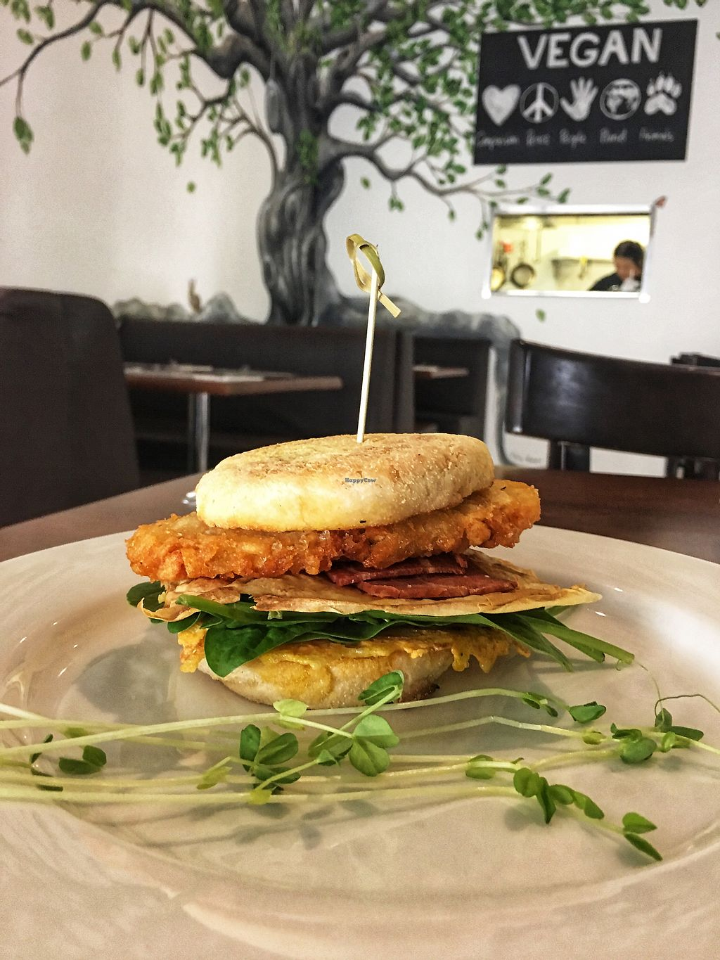 """Photo of The Green Edge Store and Cafe  by <a href=""""/members/profile/Carmentx"""">Carmentx</a> <br/>Bacon and egg McMuffin  <br/> April 12, 2018  - <a href='/contact/abuse/image/19791/384235'>Report</a>"""