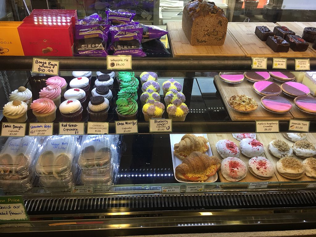 """Photo of The Green Edge Store and Cafe  by <a href=""""/members/profile/Carmentx"""">Carmentx</a> <br/>Sweets and sandwiches  <br/> April 12, 2018  - <a href='/contact/abuse/image/19791/384236'>Report</a>"""