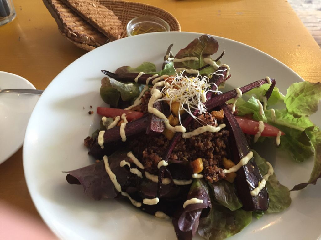 "Photo of CLOSED: Baklust  by <a href=""/members/profile/ElizabethMae"">ElizabethMae</a> <br/>quinoa salad <br/> October 31, 2015  - <a href='/contact/abuse/image/19812/123383'>Report</a>"