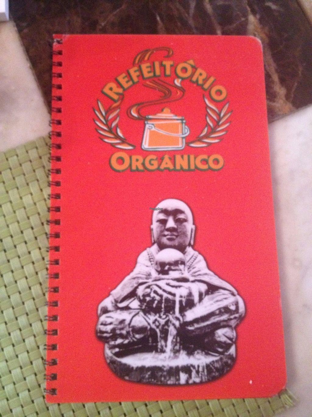 "Photo of Refeitorio Organico  by <a href=""/members/profile/vegan_ryan"">vegan_ryan</a> <br/>Menu <br/> October 29, 2016  - <a href='/contact/abuse/image/19852/185876'>Report</a>"