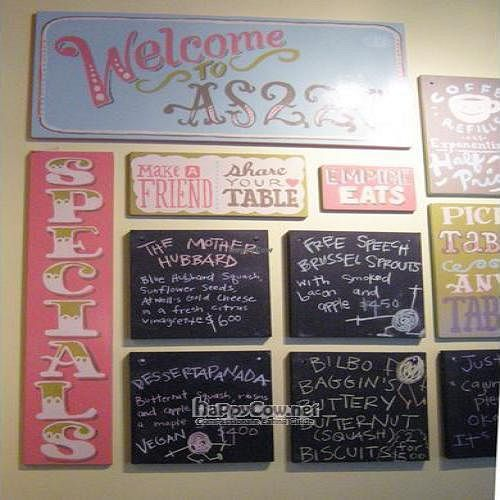 "Photo of AS220 Food  by <a href=""/members/profile/AS220-FOO%28d%29"">AS220-FOO(d)</a> <br/>Some daily specials <br/> February 12, 2010  - <a href='/contact/abuse/image/19887/3643'>Report</a>"