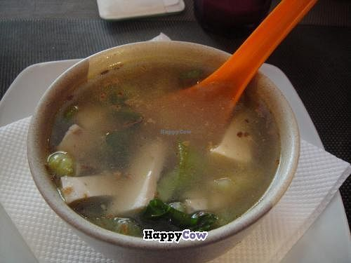 """Photo of CLOSED: Lemon Grass  by <a href=""""/members/profile/Icahlua"""">Icahlua</a> <br/>Tofu & Spinach Soup <br/> August 31, 2013  - <a href='/contact/abuse/image/19913/54104'>Report</a>"""