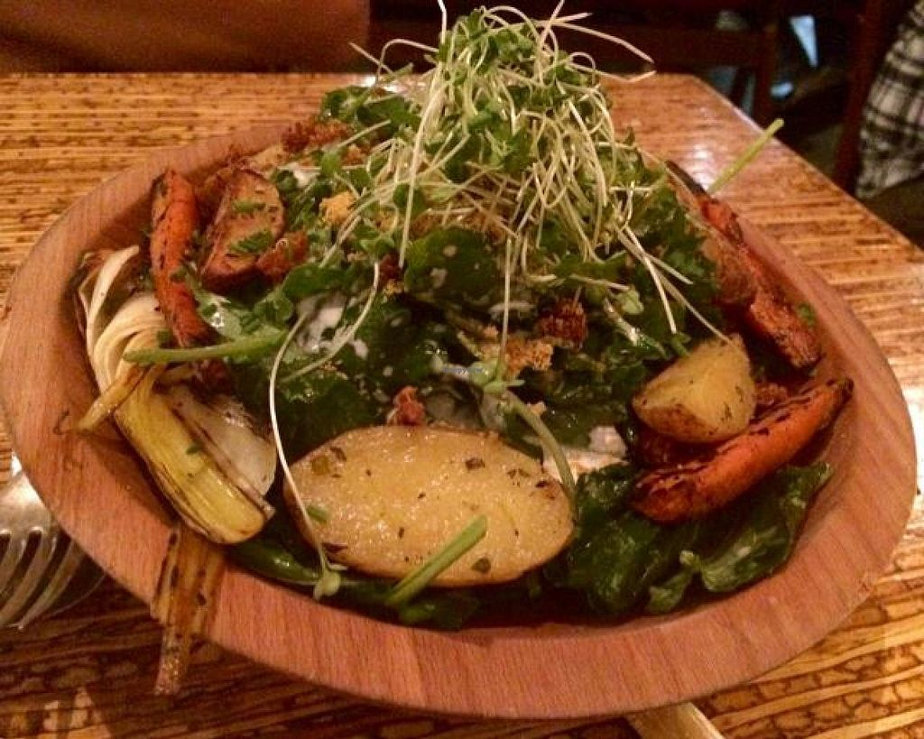 "Photo of CLOSED: Encuentro  by <a href=""/members/profile/tauberl"">tauberl</a> <br/>roast vegetable salad <br/> October 1, 2014  - <a href='/contact/abuse/image/19932/81872'>Report</a>"