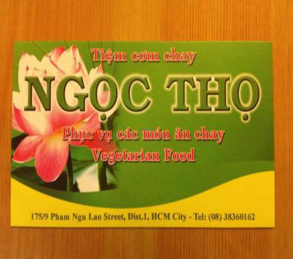 "Photo of Ngoc Tho  by <a href=""/members/profile/darrylyoung"">darrylyoung</a> <br/>Business card - front <br/> January 12, 2012  - <a href='/contact/abuse/image/19937/215836'>Report</a>"