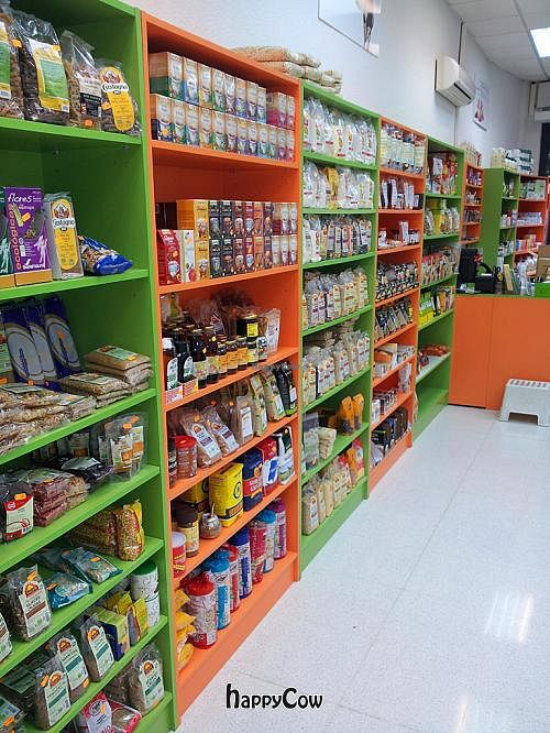 """Photo of Planeta Vegano  by <a href=""""/members/profile/Frytz"""">Frytz</a> <br/>Vegan Supermarket <br/> November 2, 2012  - <a href='/contact/abuse/image/19970/39657'>Report</a>"""