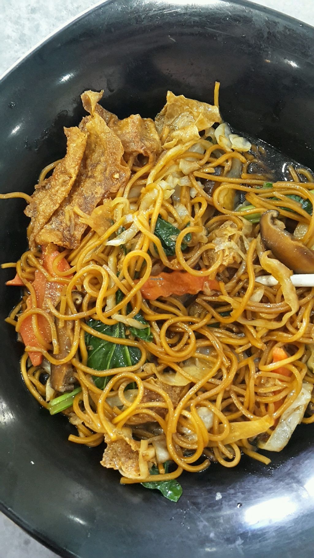 """Photo of Vege Life Cafe  by <a href=""""/members/profile/veggiegirl08"""">veggiegirl08</a> <br/>noodle dish  <br/> February 21, 2018  - <a href='/contact/abuse/image/20047/361937'>Report</a>"""