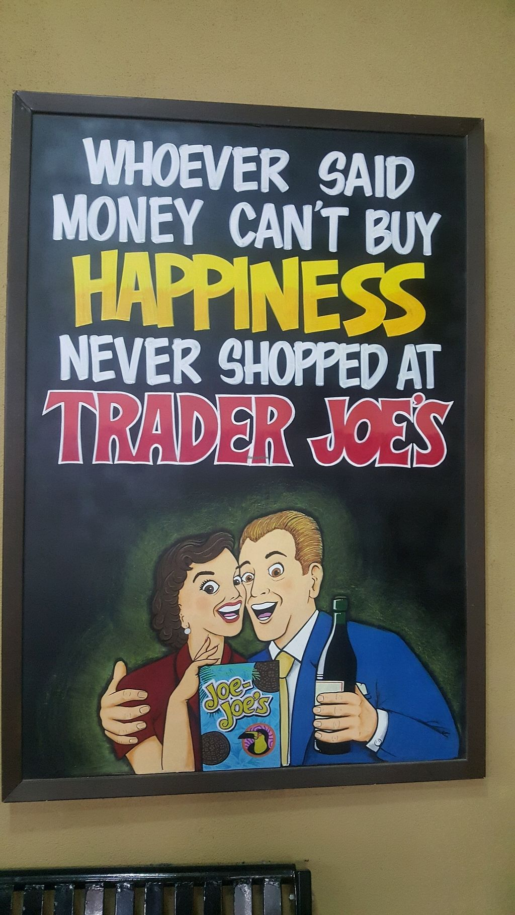 "Photo of Trader Joe's  by <a href=""/members/profile/VegManda"">VegManda</a> <br/>True <br/> September 25, 2017  - <a href='/contact/abuse/image/20167/308112'>Report</a>"