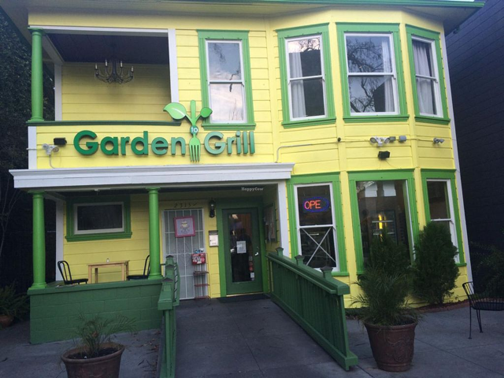 """Photo of CLOSED: Garden to Grill  by <a href=""""/members/profile/MonicaWeinhold"""">MonicaWeinhold</a> <br/>outside  <br/> December 27, 2014  - <a href='/contact/abuse/image/20181/88835'>Report</a>"""