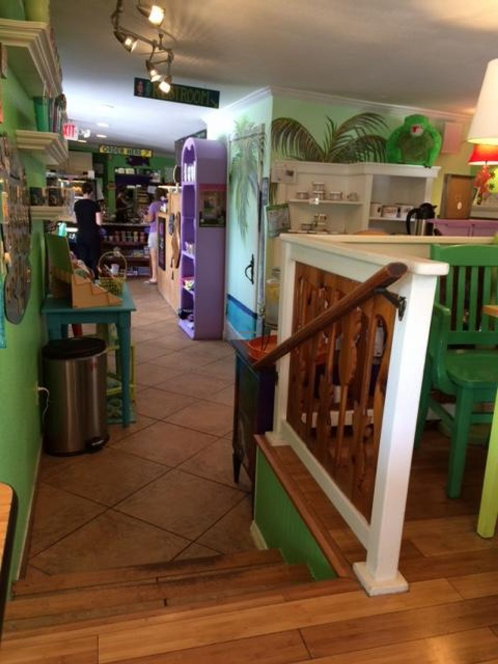 """Photo of Midway Cafe and Coffee Bar  by <a href=""""/members/profile/veggylvr"""">veggylvr</a> <br/>Interior <br/> November 2, 2015  - <a href='/contact/abuse/image/20233/123574'>Report</a>"""