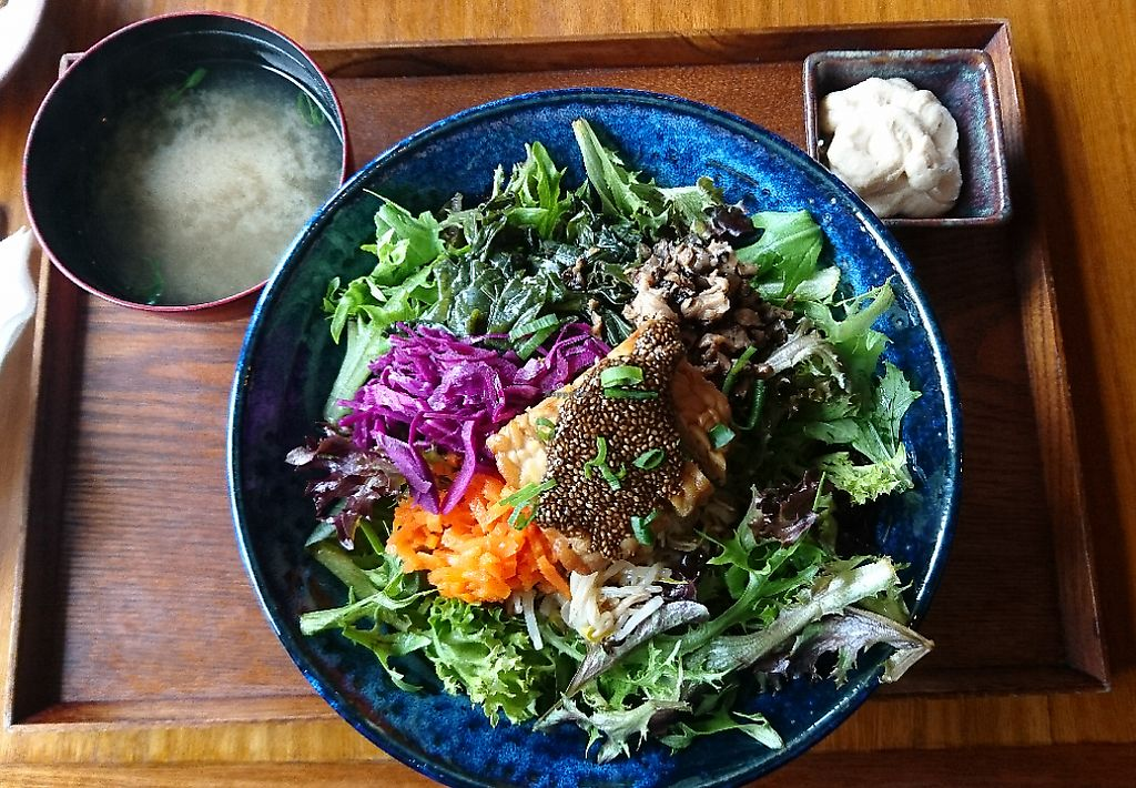 """Photo of Yong Green Food  by <a href=""""/members/profile/V-for-Vegan"""">V-for-Vegan</a> <br/>  <br/> March 28, 2018  - <a href='/contact/abuse/image/20267/377223'>Report</a>"""