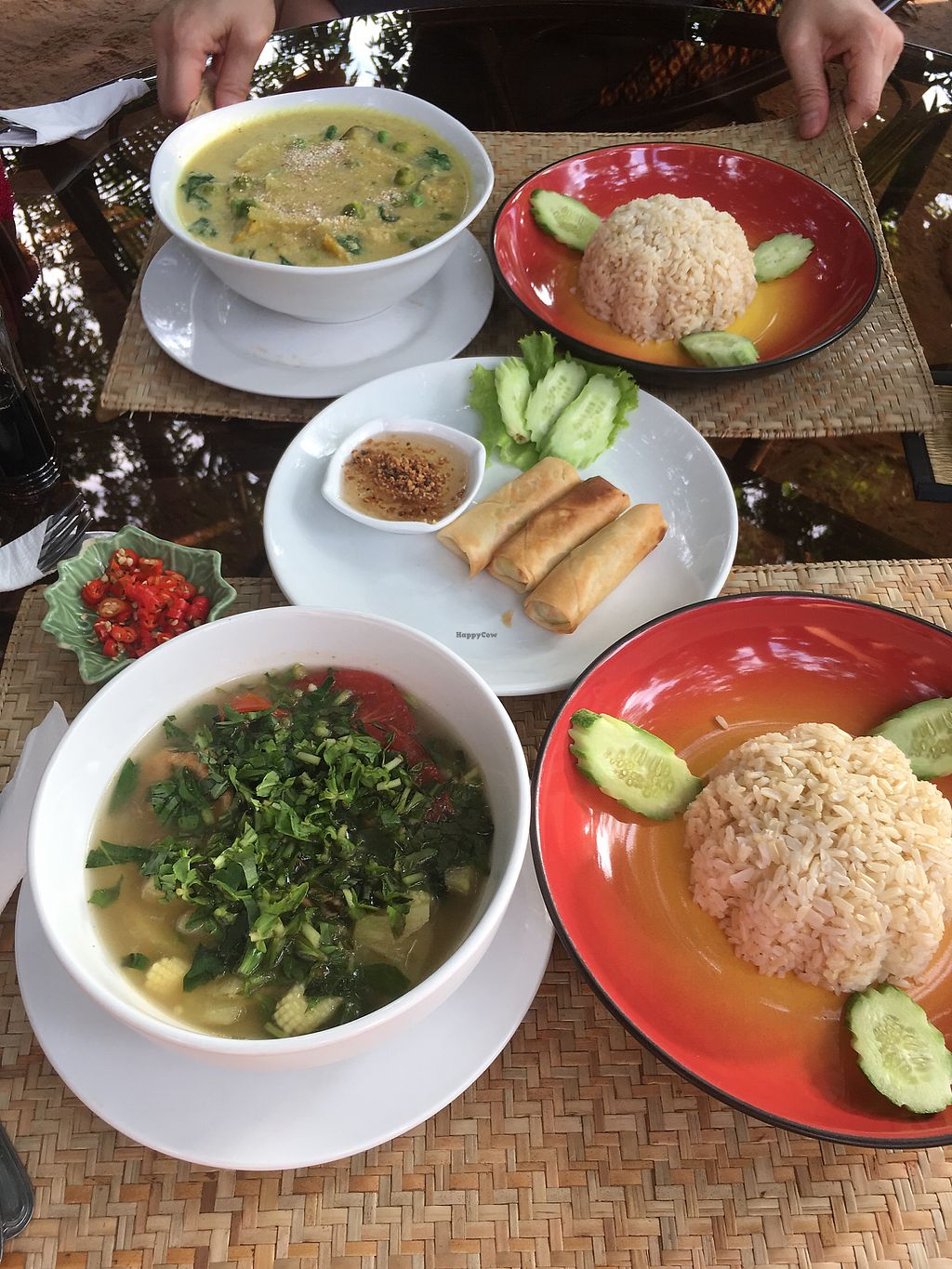 """Photo of Peace Cafe  by <a href=""""/members/profile/Louise234%23"""">Louise234#</a> <br/>Feast at Peace  <br/> December 9, 2017  - <a href='/contact/abuse/image/20271/333820'>Report</a>"""