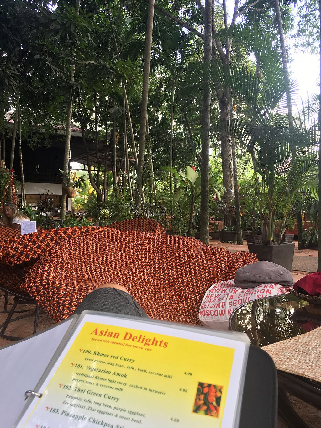 """Photo of Peace Cafe  by <a href=""""/members/profile/Louise234%23"""">Louise234#</a> <br/>Nice setting at Peace Cafe  <br/> December 9, 2017  - <a href='/contact/abuse/image/20271/333821'>Report</a>"""