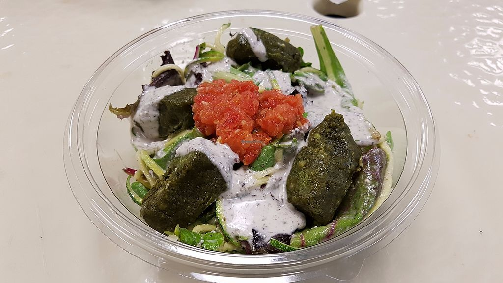 "Photo of Cruda Cafe  by <a href=""/members/profile/JonJon"">JonJon</a> <br/>Salad <br/> July 28, 2017  - <a href='/contact/abuse/image/20275/285832'>Report</a>"