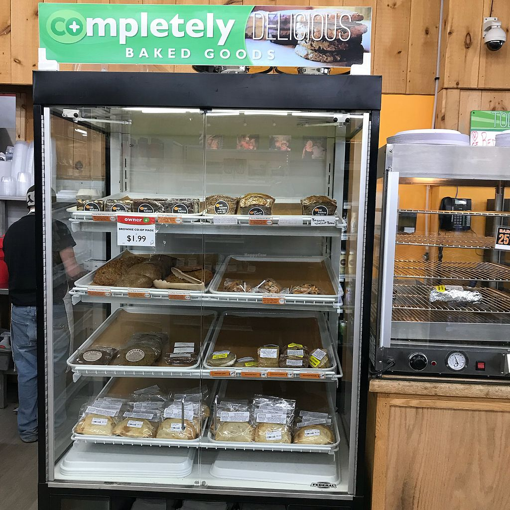 """Photo of Belfast Food Co-op  by <a href=""""/members/profile/Sarah%20P"""">Sarah P</a> <br/>Baked goods <br/> March 2, 2018  - <a href='/contact/abuse/image/2027/365829'>Report</a>"""