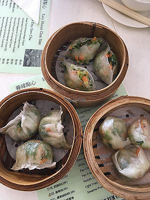 "Photo of Easy House  by <a href=""/members/profile/jojoinbrighton"">jojoinbrighton</a> <br/>So many dumplings! <br/> August 5, 2017  - <a href='/contact/abuse/image/20287/289116'>Report</a>"