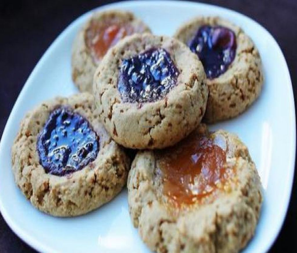 """Photo of Sweet Freedom Bakery  by <a href=""""/members/profile/victorgalli"""">victorgalli</a> <br/>Thumbprint Cookies <br/> August 4, 2010  - <a href='/contact/abuse/image/20302/223440'>Report</a>"""