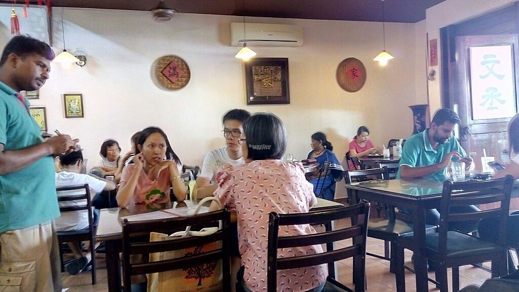 "Photo of Sweet Garden Vegetarian Restaurant  by <a href=""/members/profile/tantanhappy"">tantanhappy</a> <br/>2pm crowd on a public holiday  <br/> February 9, 2017  - <a href='/contact/abuse/image/20326/224500'>Report</a>"
