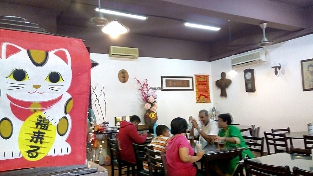 "Photo of Sweet Garden Vegetarian Restaurant  by <a href=""/members/profile/tantanhappy"">tantanhappy</a> <br/>A family <br/> February 9, 2017  - <a href='/contact/abuse/image/20326/224501'>Report</a>"