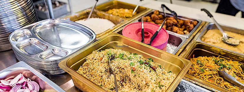 """Photo of Vishala Restaurant  by <a href=""""/members/profile/lankap%40gmail.com"""">lankap@gmail.com</a> <br/>All day Buffet  <br/> October 17, 2017  - <a href='/contact/abuse/image/20331/316109'>Report</a>"""