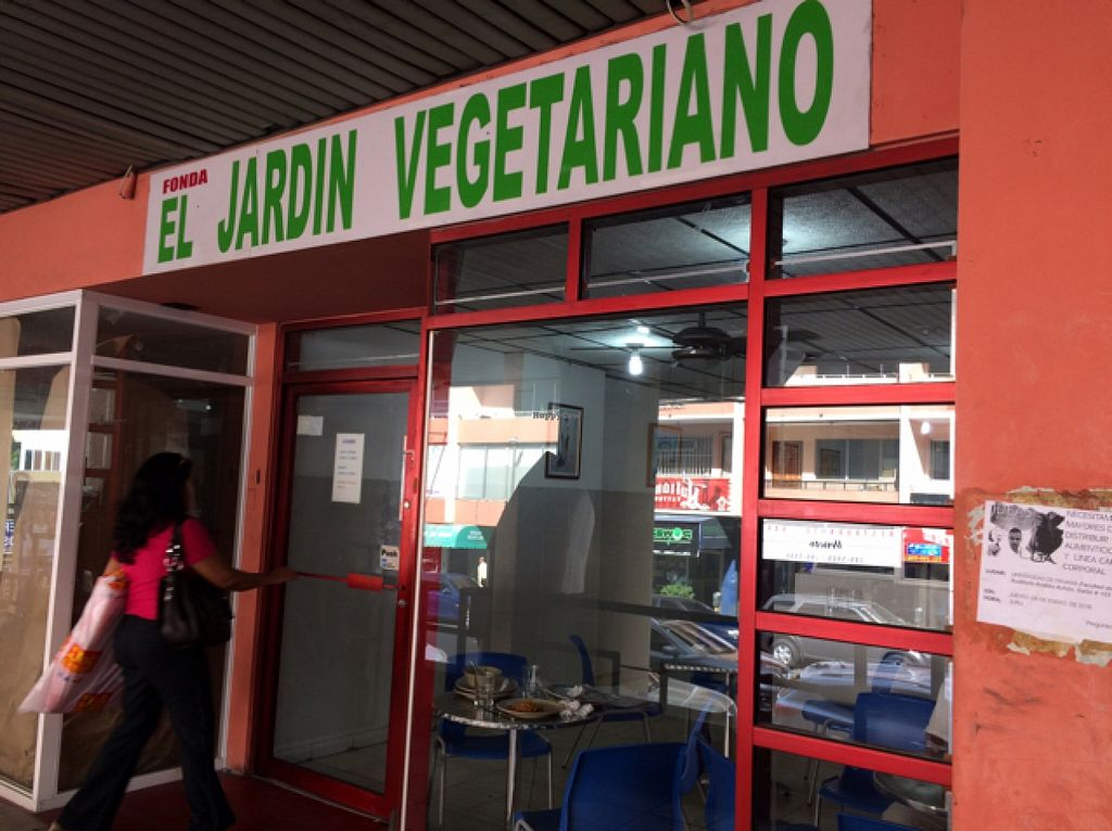 "Photo of El Jardin Vegetariana  by <a href=""/members/profile/Siup"">Siup</a> <br/>- <br/> February 1, 2016  - <a href='/contact/abuse/image/20332/134593'>Report</a>"