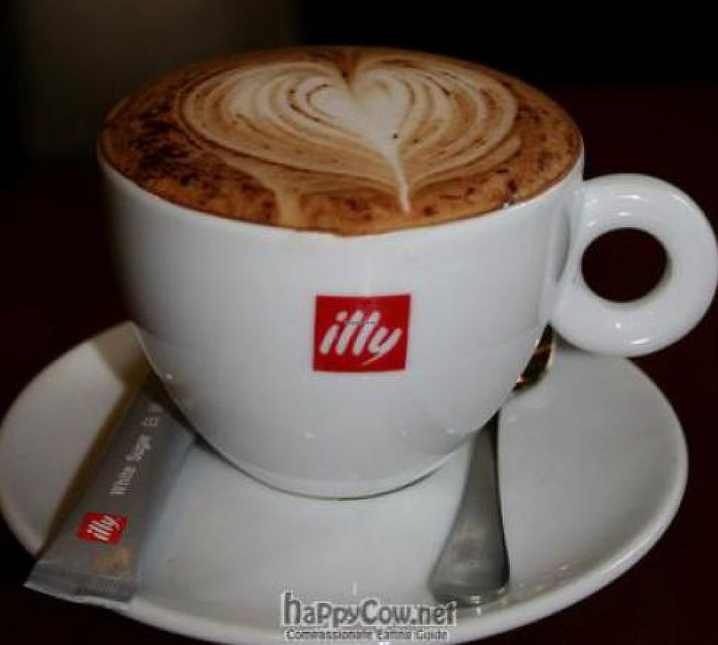 Photo of Sosta Cafe  by sostacafe <br/>Sosta proudly serves Illy coffee <br/> January 29, 2011  - <a href='/contact/abuse/image/20426/214662'>Report</a>